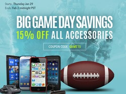 Save 15% on all BlackBerry Accessories