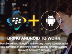 Bring Android to Work with BlackBerry
