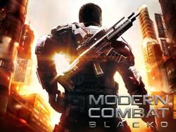 Modern Combat 5: Blackout arrives on BlackBerry World