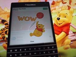 Winnie the Pooh comes to BBM