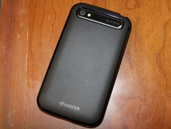 Amzer Pudding TPU Case for BlackBerry Classic hands-on