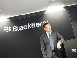 Chen speaks with The Washington Post about BlackBerry