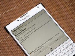 TELUS rolling out BlackBerry 10.3.1 update Passport devices