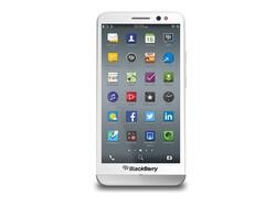 Grab an unlocked white BlackBerry Z30 for only $250
