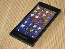 BlackBerry Leap Review!