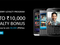 BlackBerry offering new loyalty program in India