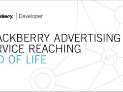 BlackBerry Advertising Service shutting down June 16