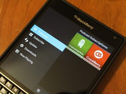 bPod lets subscribe, manage, and listen to all your podcasts