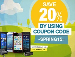 Save 20% on BlackBerry accessories
