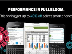 BlackBerry Spring device sale extended until May 8th