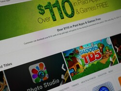 Amazon giveaway includes $110 worth of apps and games