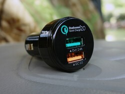 Aukey QC 2.0 car charger for $6 right now