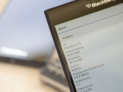 BlackBerry 10.3.2 will be for all BlackBerry 10 devices