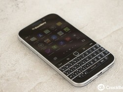 Win a BlackBerry Classic from CrackBerry