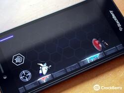 Check out E.X.O. a new platform game for BlackBerry 10