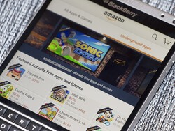 BlackBerry App Generator apps moving to Amazon Appstore