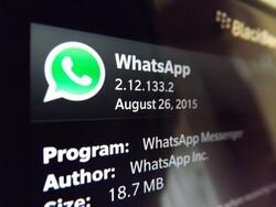 Whatsapp Beta update!