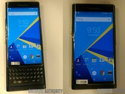 BlackBerry Venice gets a hands-on treatment
