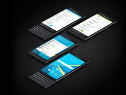BlackBerry Priv stock apps appear on Google Play