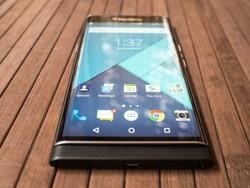 BlackBerry Priv coming to India Jan. 28