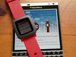 Bridge gives you notifications via Pebble Android app