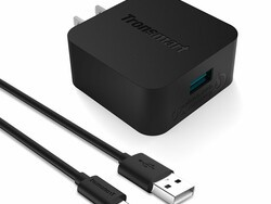 Save on Tronsmart's QC 2.0 wall charger at Amazon