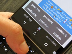 How to enable predictive emoji on the BlackBerry Priv