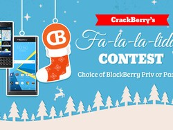 Enter CrackBerry's Fa-la-la-liday contest!