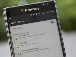 How to enable Wi-Fi calling on your BlackBerry Priv