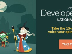 Take the VisionMobile Developer Economics Survey!