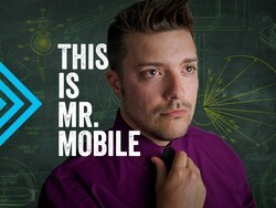 Let's all give a warm welcome to MrMobile