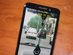 Record your driving habits with this app