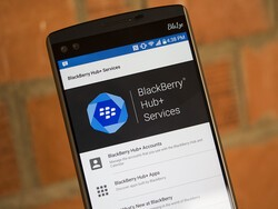 The BlackBerry Hub+ suite of Android app announced
