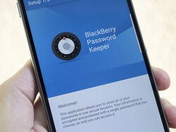 BlackBerry Password Keeper beta adds Android 8.0+ Oreo support