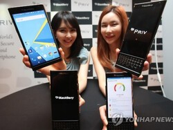 BlackBerry returns to Korean market with launch of the Priv