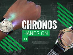 Chronos hands-on: The cure for the common wristwatch
