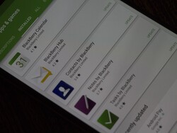 New beta versions of  BlackBerry app betas available