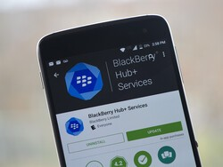 BlackBerry Hub+ Services for Android update now available
