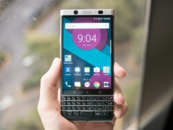 BlackBerry 'Mercury' hands-on