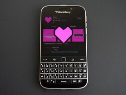 Share the Love with BlackBerry 10 users around the world on Valentine's day