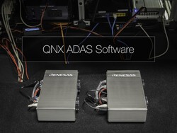 BlackBerry QNX and Renesas collaborate on autonomous driving technology