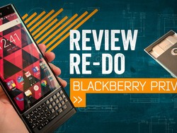 The BlackBerry Priv Review Re-Do: before Mercury rises