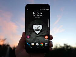 Download this free BlackBerry Secure wallpaper!