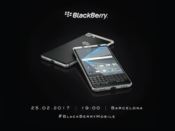 Watch the BlackBerry KEYone Launch Event Live