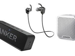 Anker is discounting a variety of its Bluetooth accessories