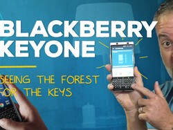 BlackBerry KEYone: See the forest for the trees