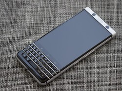 The BlackBerry KEYone is the most anticipated phone of the year