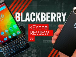 Watch MrMobile's Review of the BlackBerry KEYone