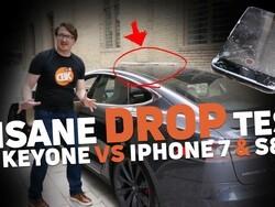 Insane BlackBerry KEYone Durability Test Video