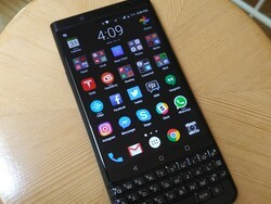Check out the first videos of the special edition BlackBerry KEYone!
